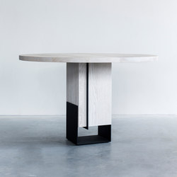 Kitale – Dining table small round | Dining tables | Van Rossum