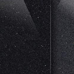 Quartz Azabache | Mineral composite panels | Compac