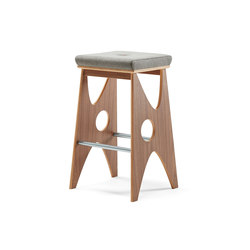 Rapson Thirty-Nine Stool | Taburetes de bar | Leland International
