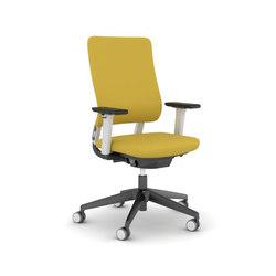 Drumback Task Chair Tele Grey | Sillas ejecutivas | viasit