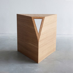 Ply 3 Series - Stool | Hocker | Van Rossum