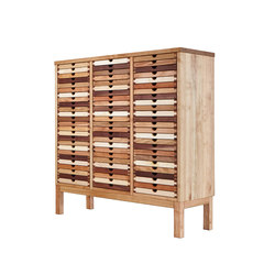 SIXtematic high chest | Sideboards | Sixay Furniture