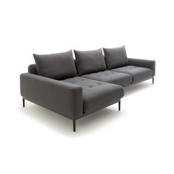 pesto sofa sofas from comforty architonic. Black Bedroom Furniture Sets. Home Design Ideas