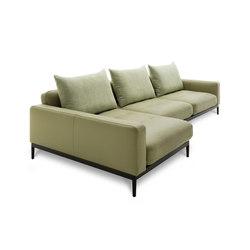 Rolf Benz 370 TIRA | Modular sofa systems | Rolf Benz