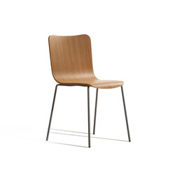 Miró 410 R | Visitors chairs / Side chairs | Capdell
