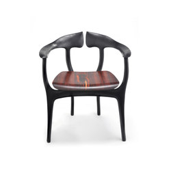Swallowtail chair | Chaises de restaurant | Brian Fireman Design