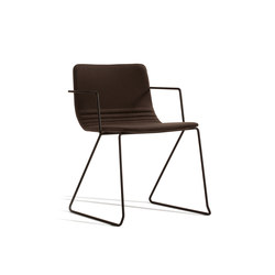 Birdie 433 T | Visitors chairs / Side chairs | Capdell