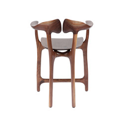 Swallowtail counter stool | Taburetes de bar | Brian Fireman Design