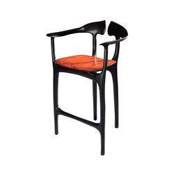 Swallowtail bar stool | Taburetes de bar | Brian Fireman Design