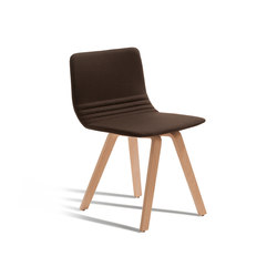 Birdie 431 T | Visitors chairs / Side chairs | Capdell