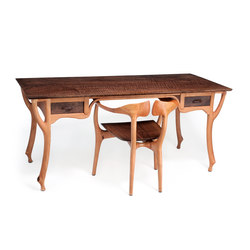 Dalchina desk | Escritorios | Brian Fireman Design