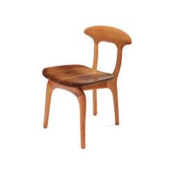 Gentian chair | Restaurantstühle | Brian Fireman Design