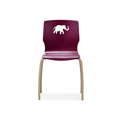 Crystal Chair | Chaises pour enfants | Leland International