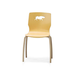 Crystal Chair | Sedie per bambini | Leland International
