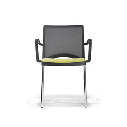 Linea Visitor Chair | Sillas | Viasit