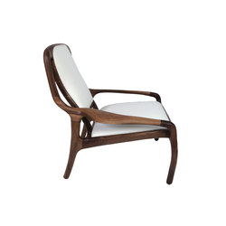 Karnali lounge chair | Poltrone lounge | Brian Fireman Design