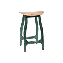 Mimosa counter stool | Sgabelli bar | Brian Fireman Design