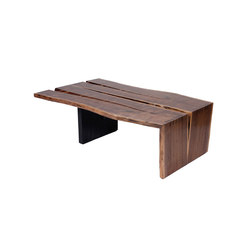 Wedge coffee table | Lounge tables | Brian Fireman Design