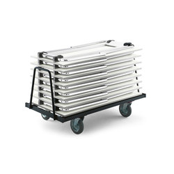 Conbrio Table Trolleys | Trolleys | Viasit