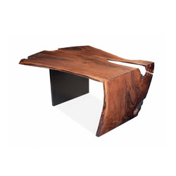 Wedge desk | Restaurant tables | Brian Fireman Design