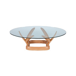 Wisteria coffee table | Lounge tables | Brian Fireman Design