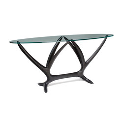 Wisteria console table | Tables consoles | Brian Fireman Design