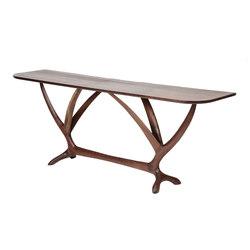 Wisteria console table | Tables consoles | Brian Fireman Design