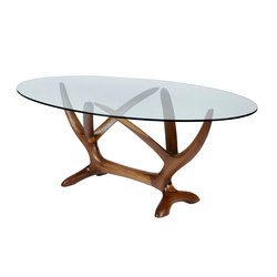 Wisteria dining table | Restauranttische | Brian Fireman Design