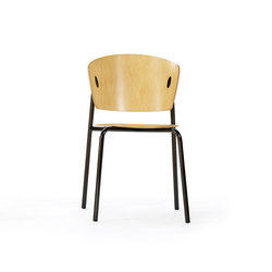 Café Parfait Side Chair | Canteen chairs | Leland International