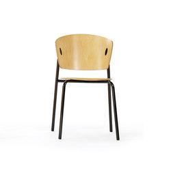 Café Parfait Side Chair | Kantinenstühle | Leland International