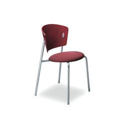 Café Parfait Side Chair | Chairs | Leland International
