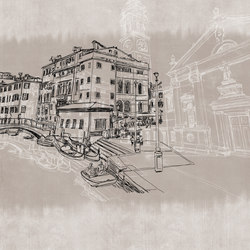 Place Cannaregio | Bespoke wall coverings | GLAMORA