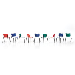 Parfait II Side Chair | Canteen chairs | Leland International