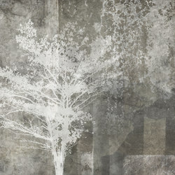Spray Tree | Bespoke wall coverings | GLAMORA