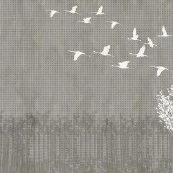 Textile Vichy | Bespoke wall coverings | GLAMORA