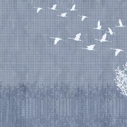 Textile Vichy | Revêtements de murs | GLAMORA