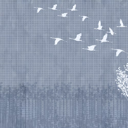 Textile Vichy | Rivestimenti pareti | GLAMORA