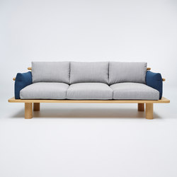 September Sofa | Sofás | Cruso