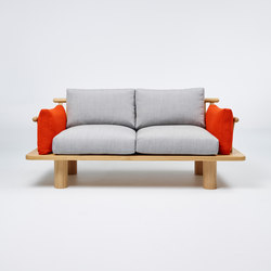 September Sofa | Divani | Cruso