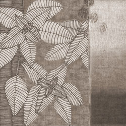 Tribal Malaika | Bespoke wall coverings | GLAMORA