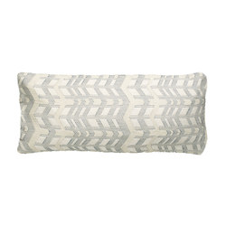 Borneo Acier | Cushions | Toulemonde Bochart