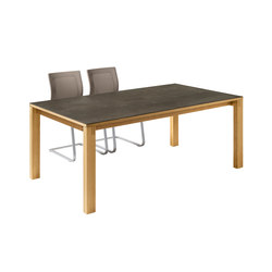 magnum extension table | Dining tables | TEAM 7