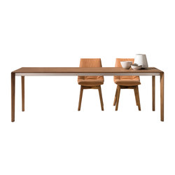 tak extension table | Dining tables | TEAM 7