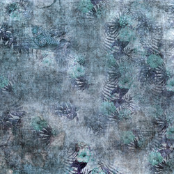 Tropical Deco Miami Swing | Wall coverings | GLAMORA