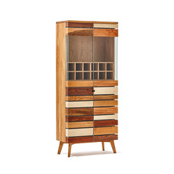 Baroso Bar cabinet | Vitrinas | Sixay Furniture
