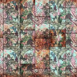 Tropical Deco Southbeach | Wandbeläge | GLAMORA