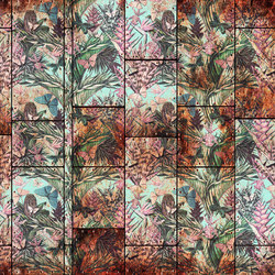 Tropical Deco Southbeach | Wall coverings | GLAMORA