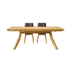 yps extendable table | Dining tables | TEAM 7
