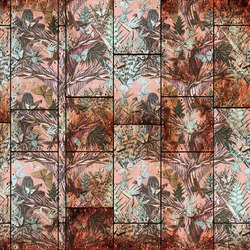 Tropical Deco Southbeach   Wall coverings   GLAMORA