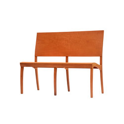 GH bench | Waiting area benches | Sixay Furniture